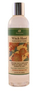 Witch Hazel ALCOHOL FREE Face & Body Toner Infused with Geranium Rose Hip Seed Aloe Essential Oils 260ml