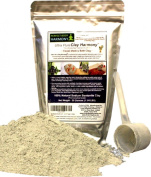 "Best INDIAN HEALING CLAY -""SODIUM"" Bentonite Clay +Spa Quality ULTRA CLEAN & Pure +STRONGER DRAWING POWER & You Get More Clay! +BUY 100% Natural PHARMACEUTICAL GRADE & GET MORE-STRONGER-CLEANER-CLAY!+The REAL SECRET For Your Face & Detox Bath BECAUSE I .."