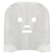Huini Spa Skin Care Treatment Masks Pre-cut Gauze Facial Masks DIY Mask Paper Neck Covering - Textile Yarnx 100pcs