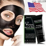 Shills Deep Cleansing Black MASK purifying peel-off mask Facial Clean Blackhead