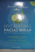 My Spalife Forever Luminous Hydrating Facial Wrap Cucumber + Aloe (3 Facial Wraps) 70ml