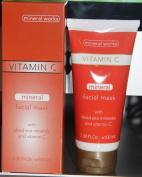 Mineral Works Vitamin C Mineral Facial Mask with Dead Sea Mineral and Vitamin C 100ml
