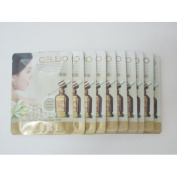 Cellio Extra Soothing Essential Mask_Pearl_10 sheets