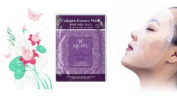 Cosmetic Collagen Essence Full Face Mask 10 Pieces