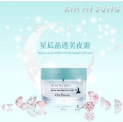 Dr.Douxi XIN NI SUNG Brilliant Whiteing Night Cream 30ml - worldwide shipping