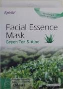 Facial Essence Green Tea & Aloe Mask