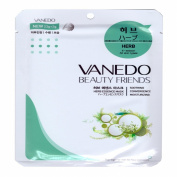 Korea Vanedo Essence Mask Pack 30sheet Best12 23g