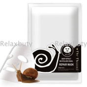 Moisturising Dr.Douxi Deep Effect Revitalises Snail Repair Mask 5pcs. Top Mask Material Silk Cotton