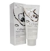 3W Clinic Pure Natural Clean Care Collagen Hand Cream