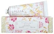 LoLLIA (Loria) hand cream 35g breath