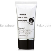 The most effective Hand Cream Moisturising Nourishing Dr.Douxi Premium Gentle Snail Hand Cream 50ml.
