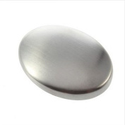 Magic Soap Stainless Steel Soap for Hand Wash Bar Soap-odour Remover Ellipse