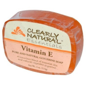 Clearly Natural Glycerine Bar Soap Vitamin E - 120ml