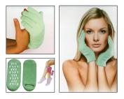 VITAMIN E moisturising SPA GEL GLOVES AND SOCKS SET
