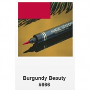 Magic Styl'o Semi Permanent Pen - Burgundy Beauty