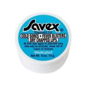 Savex Lip Balm, Medicated - .1480ml - 1 each