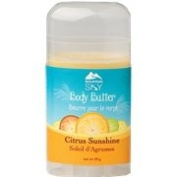 Body Butter-Citrus Sunshine-50 g Brand
