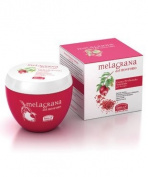 Helan Naturals Melagrana (Italian for Pomegranate) Sulphate Free and Paraben Free Moisturising and Nourishing Scented Body Cream