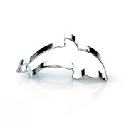 Dolphin Cookie Cutter- Stainless Steel
