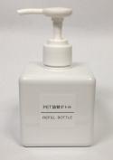 MUJI Refill Bottle 250ml [PET-resin White]