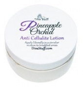 Pineapple Orchid Anti Cellulite Cream, 240ml, by Kym's Diva Stuff