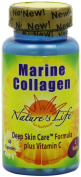 Nature's Life Marine Collagen Capsules, 1100 Mg, 60 Count