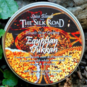 Dukkah Egyptian Spice Blend from The Silk Road Restaurant