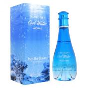 Davidoff Cool Water Into The Ocean Eau de Toilette Spray for Women, 100ml