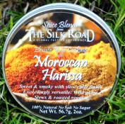 Moroccan Harissa from The Silk Road Restaurant