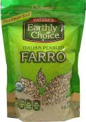 Nature's Earthly Choice - Organic Italian Pearled Farro - 350ml