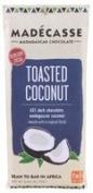 Madecasse Madagascar 63% Dark Chocolate Toasted Coconut -- 80ml