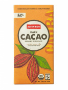 Alter Eco Organic Dark Chocolate Bar Dark Cacao 80ml