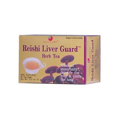 HEALTH KING Reishi LiverGuard Tea