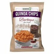 Simply 7 Quinoa Chips Barbeque -- 100ml