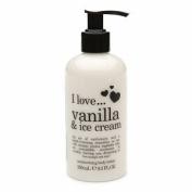 I love... Moisturising Body Lotion Vanilla & Ice Cream 250 ml/ 8.5 fl oz