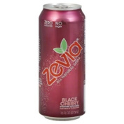 Zevia, Black Cherry Soda, 350ml