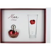 NINA L'ELIXIR by Nina Ricci Gift Set for WOMEN