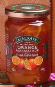 Mackay's Orange Marmalade With Champagne