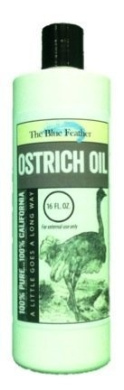 PURE 100% OSTRICH OIL 470ml