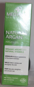 Medyskin Natural Argan (Argan Oil) Organic Argan with Natural Vitamin E (For Skin, Hair, Body, Face) 30ml