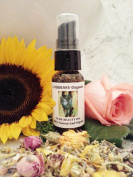 New! GODDESSY Organics - Pure Beauty Oil Infusion (With Flowers) - 100% Natural And Organic