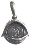 All Seeing Eye Pentagram (AEYE12) -