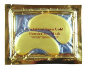 20 pairs (40 pieces) of Gold Crystal collagen Eye Mask