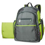 Fisher-Price Fastfinder™ Backpack- Green/Grey