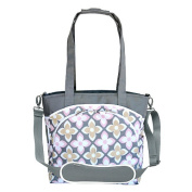 JJ Cole Mode Nappy Bag in Pink Lily
