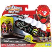 Power Rangers Super Megaforce Deluxe Legendary Morpher