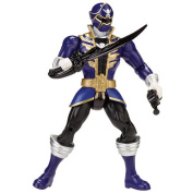 Power Rangers Action Figures - Legendary Ranger Super Megaforce Blue