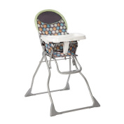 Cosco Slim Fold High Chair - Ikat Dots