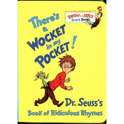 Dr. Seuss There's A Wocket in my Pocket Book
