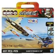 KRE-O G.I. Joe Ghoststriker X-16 Construction Set